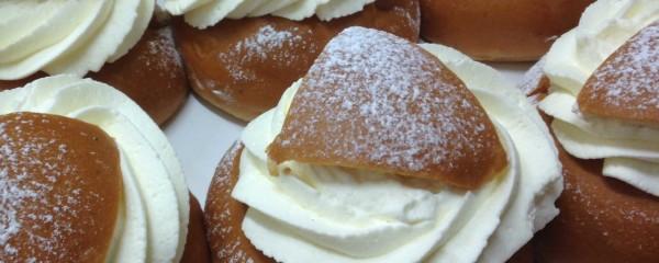 Semlor! Kom och fira fettisdagen hos oss