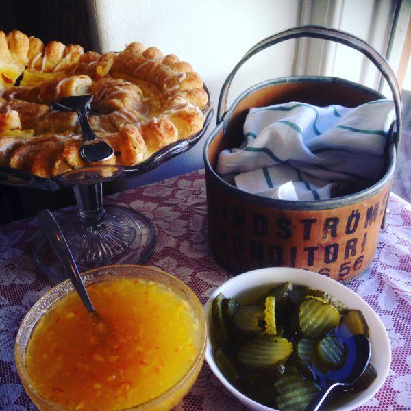 Frukostbuffe – Lindströms cafe